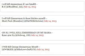 Death Threats Against George Zimmerman