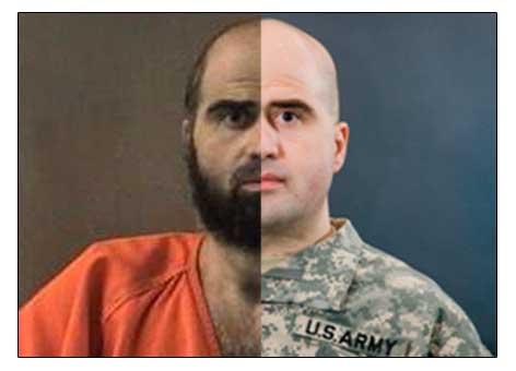 Terrorist (Maj. Nidal Malik Hasan)  Shooting Trial Begins
