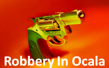 Dollar General robbery in Ocala