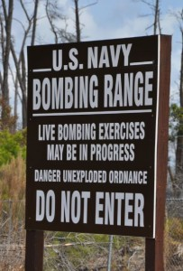 Navy Bombing Range Ocala National Forest Florida Ocala Post, marion county, ocala news