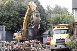 Ariel Castro House Torn Down - Ocala Post
