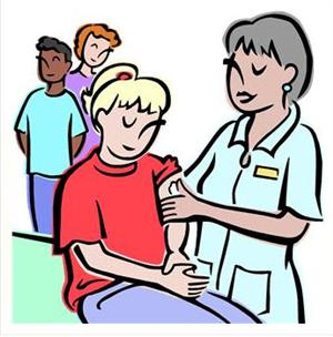 Immunization – Back To School Germs