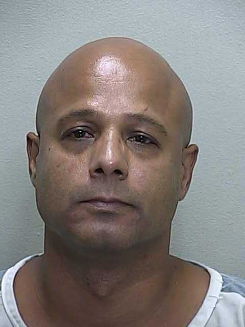 Ocala Police Department Homicide Detective Miguel Gauthier arrested