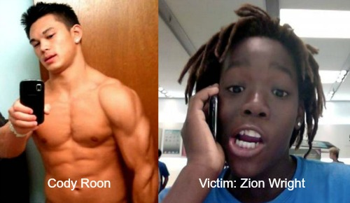 cody roon,zion wright