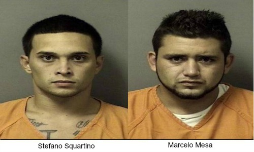 Marcelo Mesa & Stefano Squartino Arrested In Dunnellon