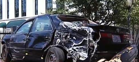 Jonathan Ferrell's Car