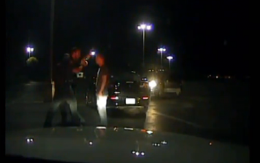 Sheriff Chris Blair Spots A Reckless Driver Calls Deputy To Assist