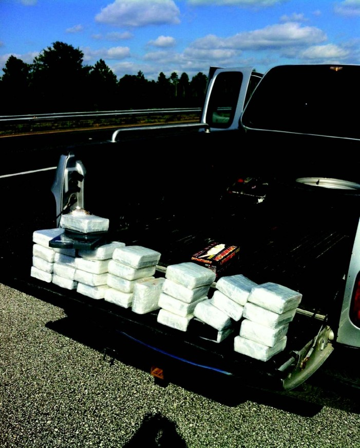 Roger Aguilera Arrested Marijuana Bust On I-95 Reveals 30 Bricks