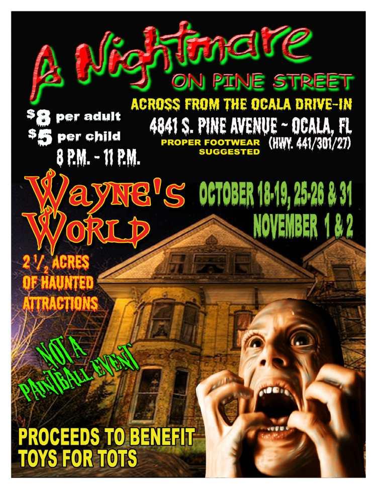 waynes world, ocala, ocala post, ocala news, op, halloween 2013