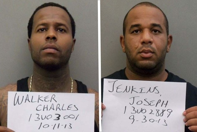 $20,000 Reward For Information On Two Captured Murderers