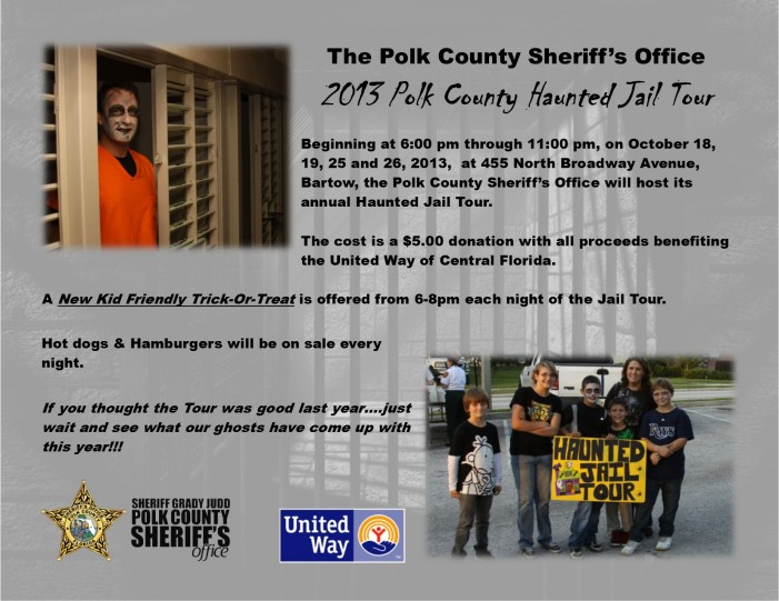 Polk County Haunted Jail Tour