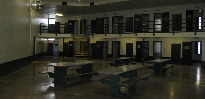 Juveniles now being held at the main jail