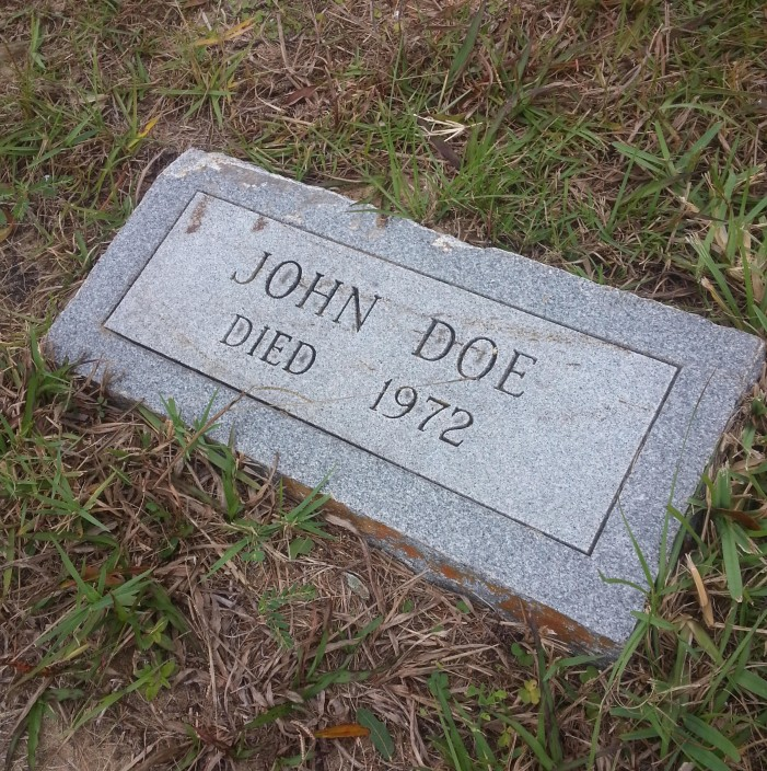 Body Exhumed For Cold Case File In Volusia County, Florida