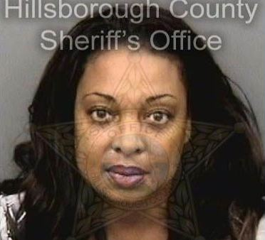 Tampa police officer LaJoyce Houston arrested for welfare fraud