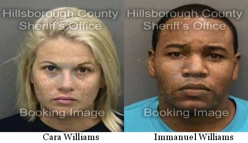 Cara Williams & Immanuel Williams Arrested By FBI And Have Ties To Ocala