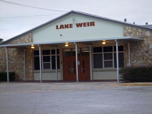 Lake Weir Middle School Locked Down