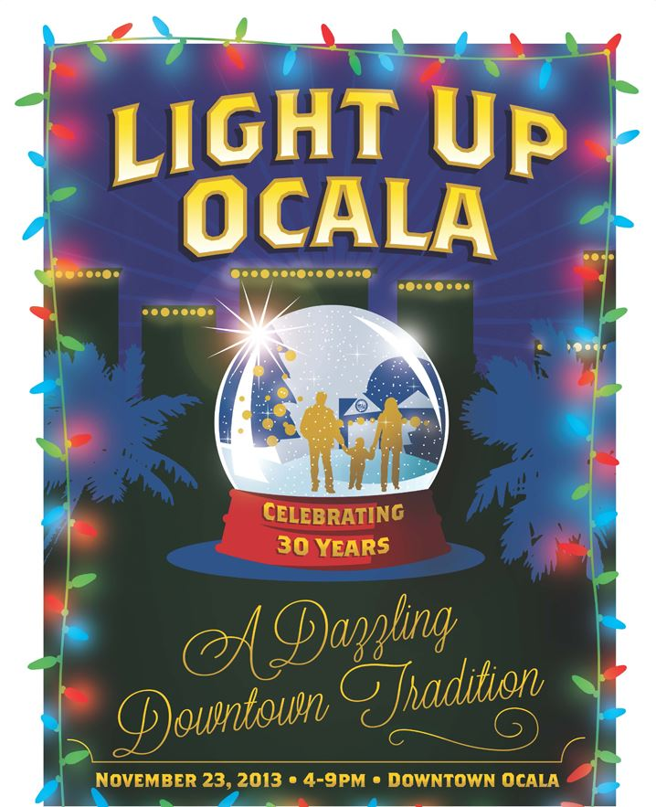 Light Up Ocala, Ocala Post, Ocala, Ocala news, OP