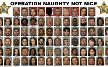 Officer Teacher Attorney And Others On Naughty List