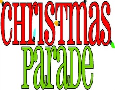 Belleview Christmas Parade 2013