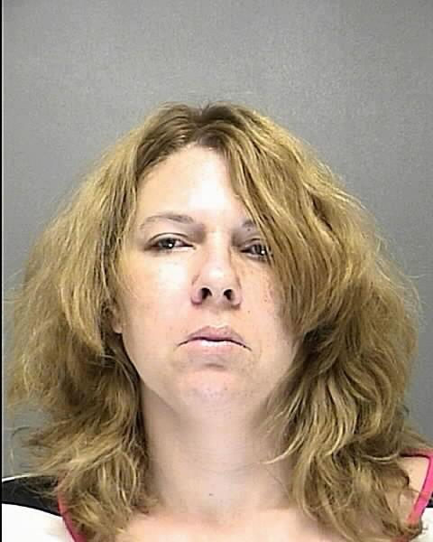 Christy Bostic-Petrain Charged With Child Neglect