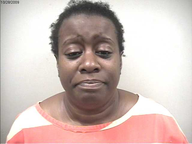 Marion felon Mary Alexander playing race card
