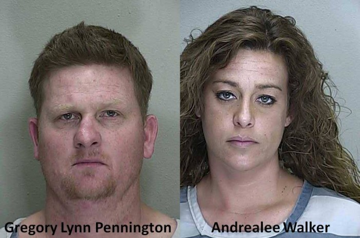 Gassy situation gets Ocala couple arrested