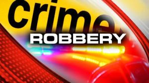 Police investigate a bizarre case of strong-arm robbery