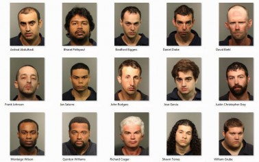 26 Men Arrested In Sex Sting Involving Minors