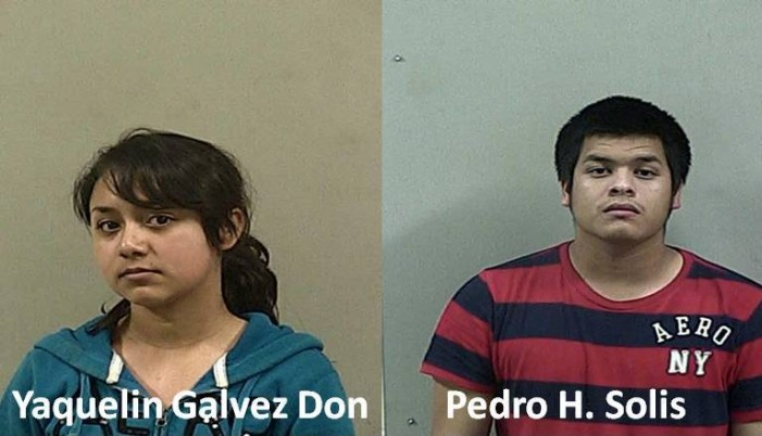 Two teens charged in plot to murder parents