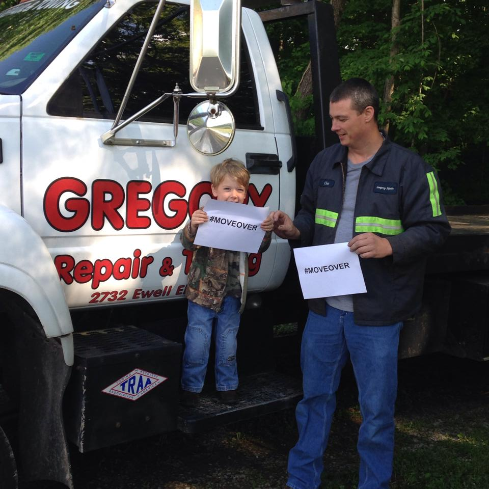 Gregory Towing