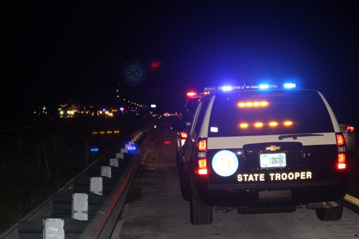Three children are in critical condition following I-75 crash Sunday night