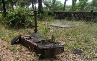 City of Ocala allowing historical cemetery to be destroyed