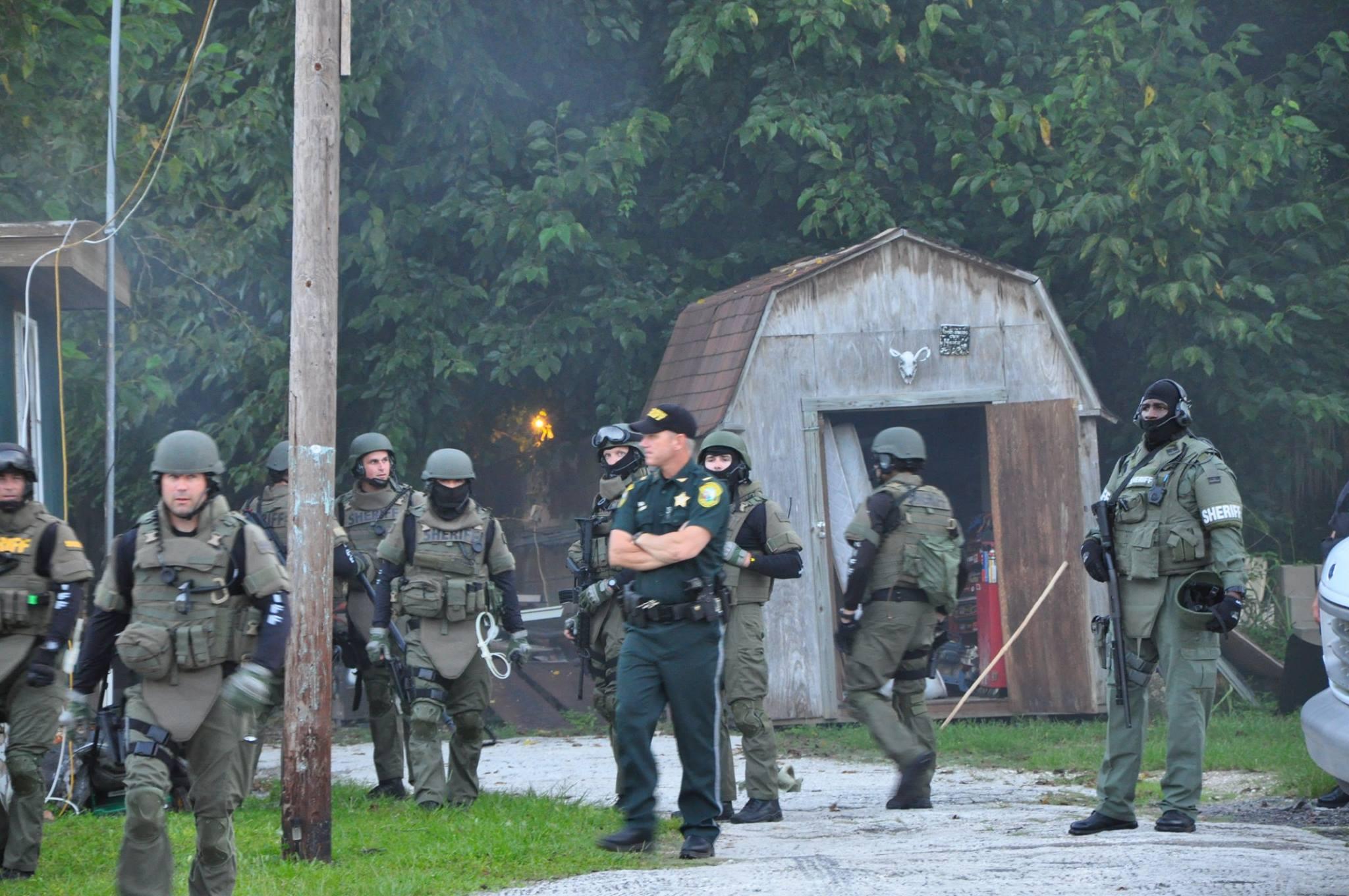 Brooksville drug bust, HCSO