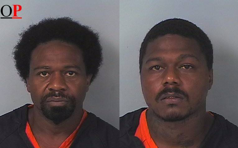 father and son, brooksville drug bust