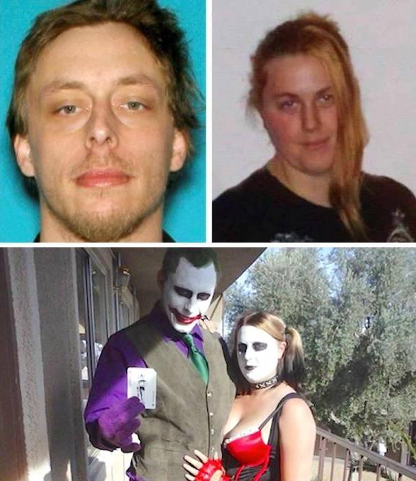 Two cop killers dead