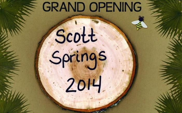 Scott Springs Grand Opening