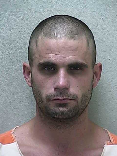 Ocala man slams girlfriend's head through wall
