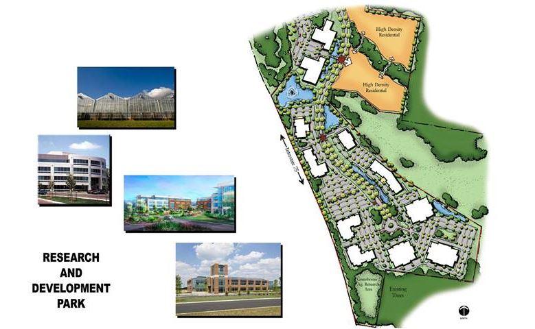 Irvine Sunny Oaks project