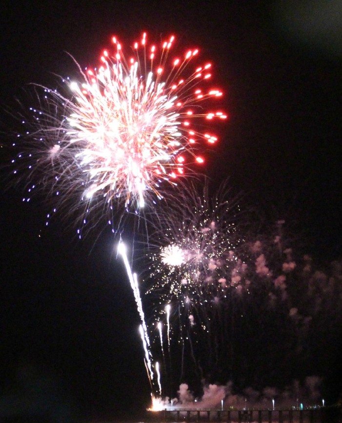 Officials: Many fireworks are illegal in Florida