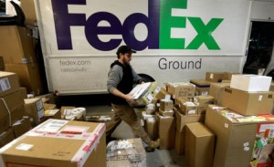FedEx Trafficking drugs