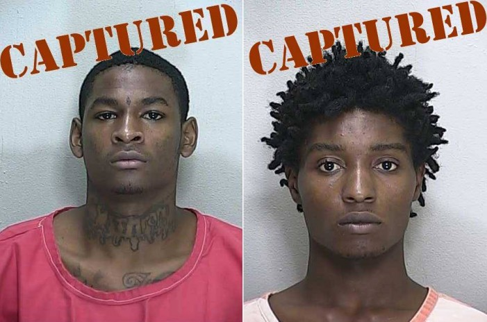 Citra shooting suspects now in custody