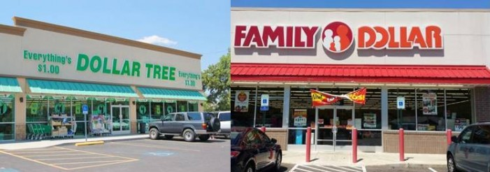 Dollar Tree buys Family Dollar
