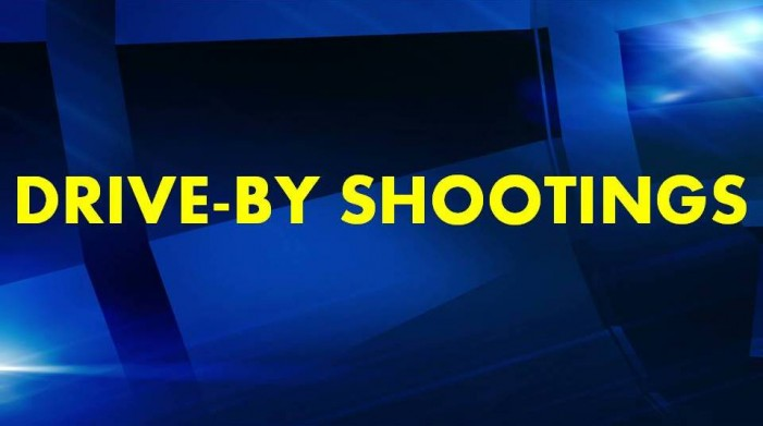 Drive-by shooting in Ocala
