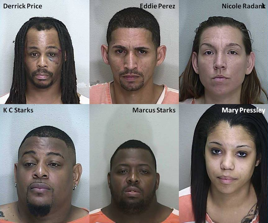 Ocala Post - Drug ringleader busted in Marion Oaks