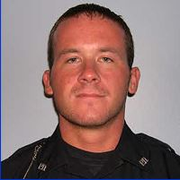 Officer Brandon Roberts, waldo police, speed trap