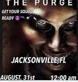 the purge, marion county, Florida, Jacksonville purge