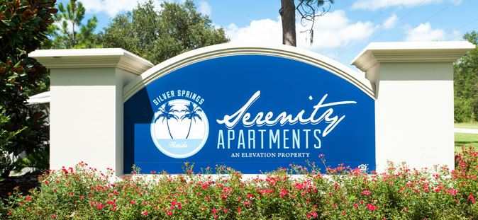 Serenity Apartments, Silver Springs, body found