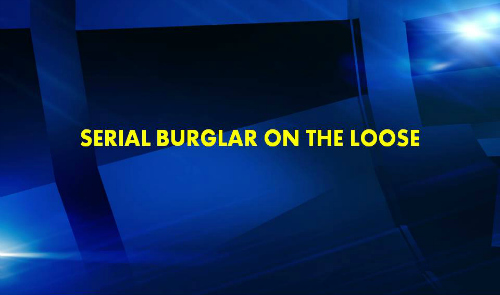 Attention snow birds: Serial burglar targeting your homes