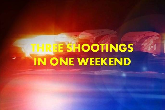 Ocala: Three shootings over weekend