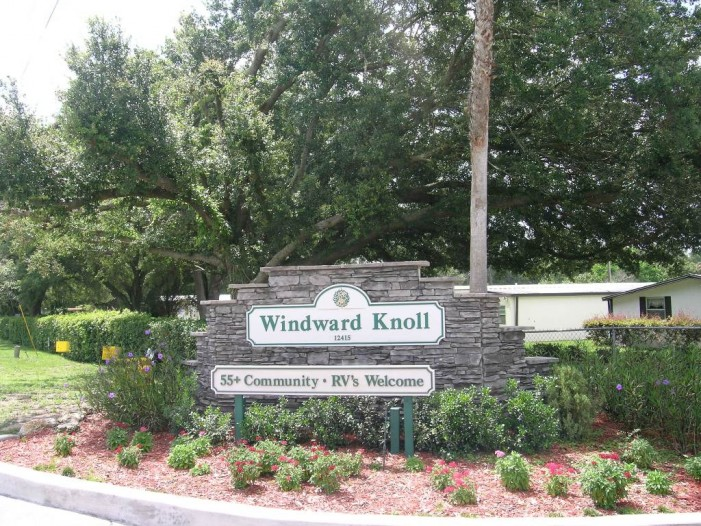 Windward Knoll: 55 plus community